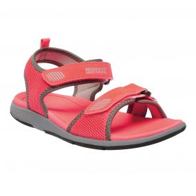 Regatta Women's Terrarock Sandals Fiery Coral
