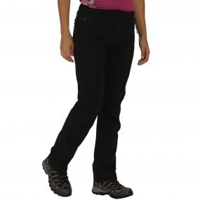 Regatta Women's Dayhike Trousers III Black