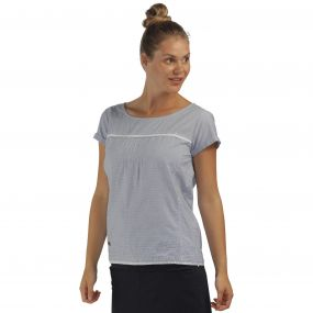 Regatta Feronia T-Shirt Ticking Stripe