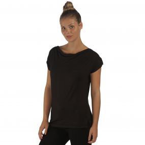 Regatta Nolana T-Shirt Black