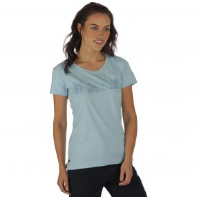Regatta Filandra T-Shirt Powder Blue