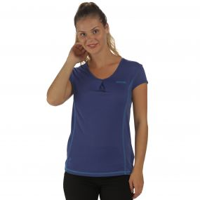 Regatta Limonite T-Shirt Ultramarine