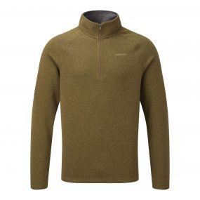 Craghoppers Walton Half Zip Dirty Olive