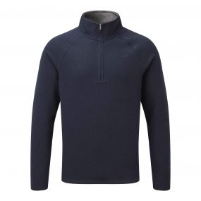 Craghoppers Walton Half Zip Dark Navy