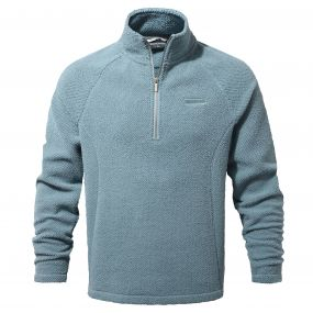 Craghoppers Barston Half Zip Smoke blue