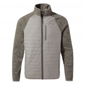 Craghoppers Monto Hybrid Jacket Cement