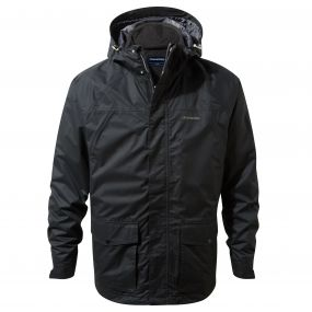 Craghoppers Thurston 3in1 Jacket Black