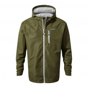 Craghoppers Crawney Jacket Dark Moss