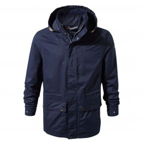 Craghoppers Ingham Jacket Blue Navy