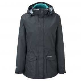 Craghoppers Ellie 3 in 1 Jacket Charcoal