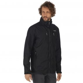 Regatta Calderdale II Jacket Black