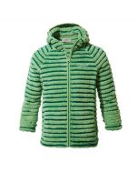 Farley Hooded Jacket Apple Tang Combo