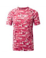 Craghoppers Discovery Adventures Short Sleeved T-Shirt Electric Pink