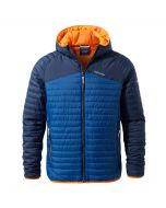 Craghoppers Discovery Adventures Climaplus Jacket Deep Blue